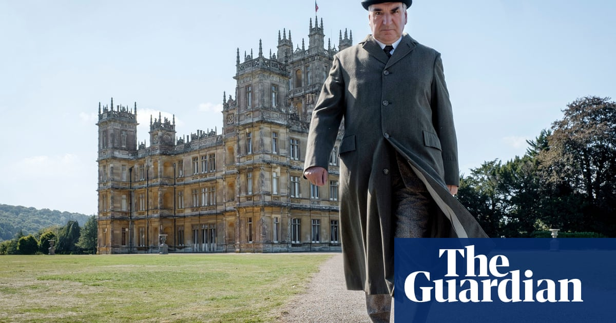 Downton Abbey film sequel set for Christmas 2021 release