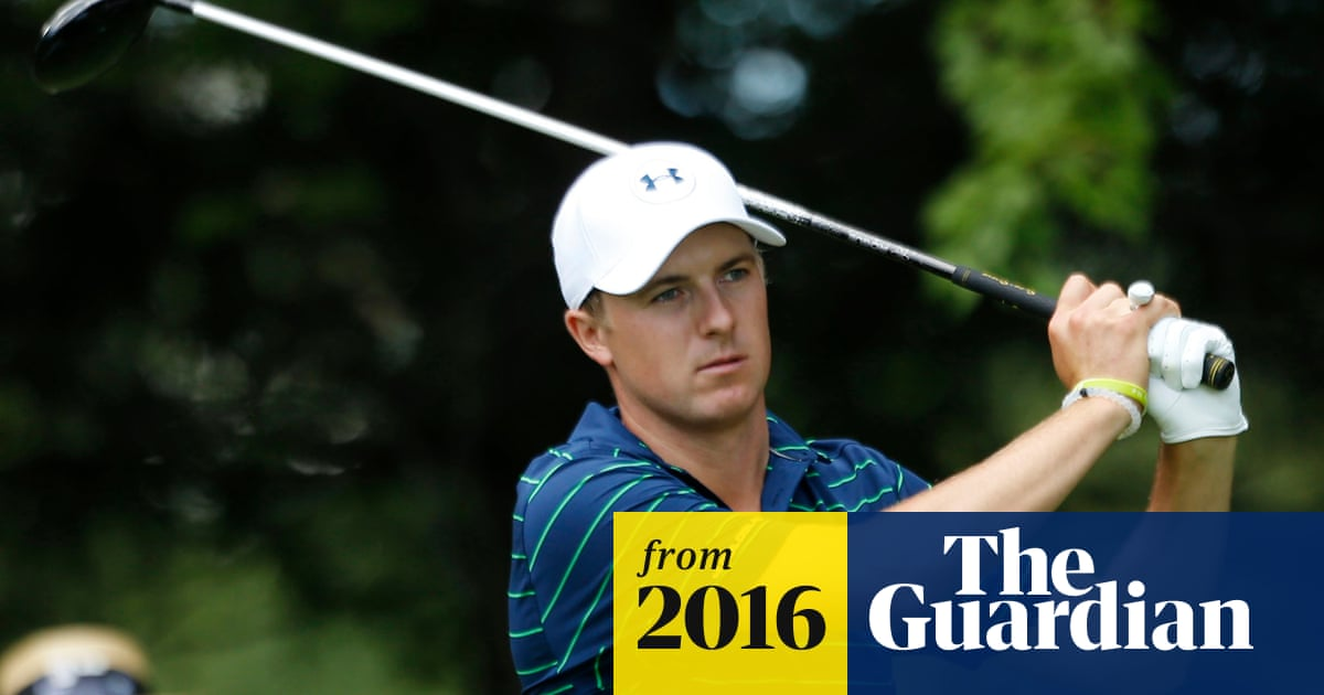 10732aca8a Jordan Spieth prioritises Ryder Cup victory over a second FedEx Cup ...