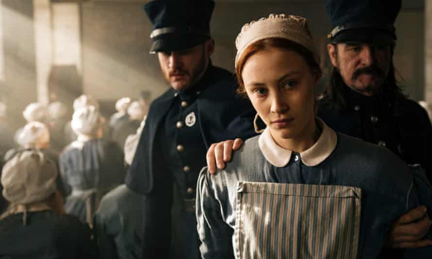 Sarah Polley in Alias Grace … 'This is going to make her career.'