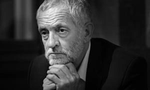 Labour Party leader Jeremy Corbyn MP in Sunderland