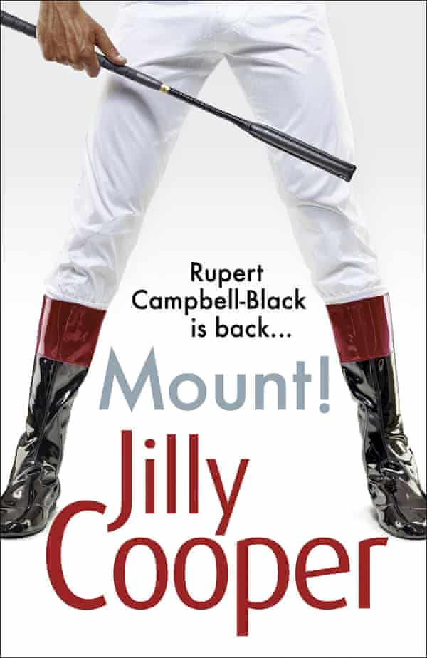 The full cover for Mount! by Jilly Cooper
