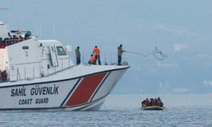 Over 200 Syrians and Iraqis saved by Turkish coastguards allegedly threatened with deportation back to war zones
