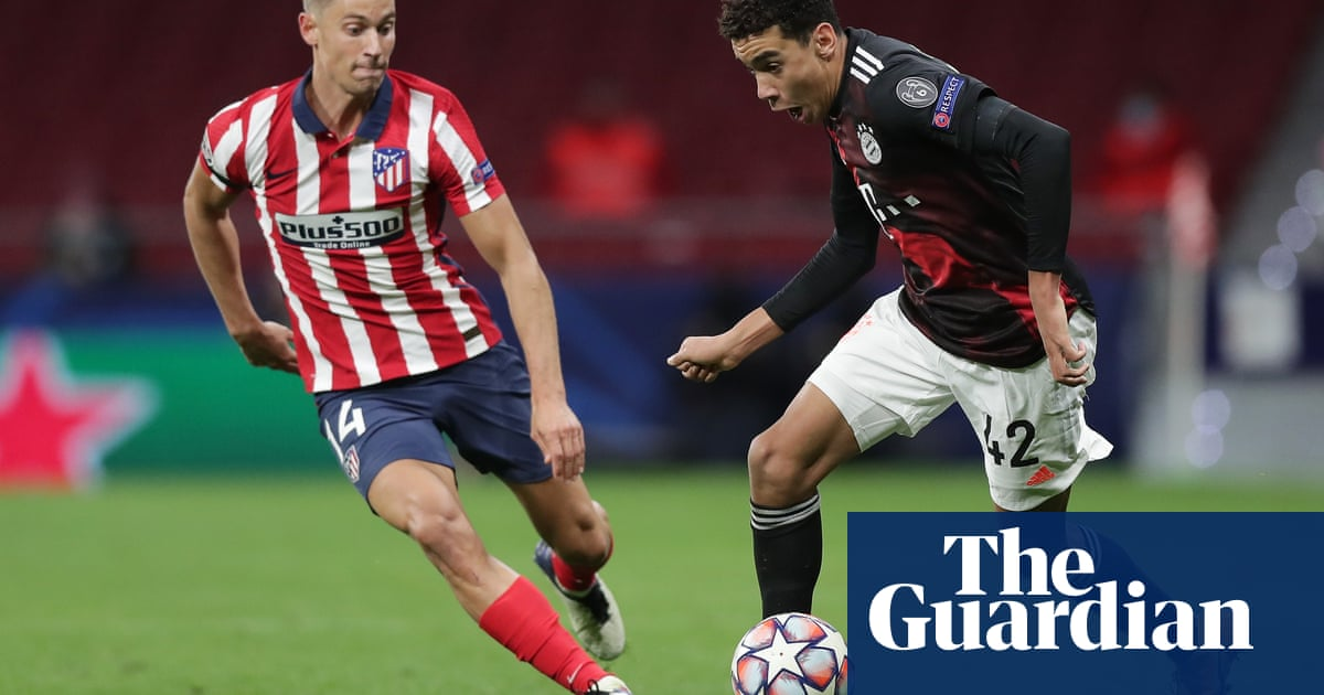 Jamal Musiala shines for Bayern with flashing feet, touch and tackles | Sid Lowe