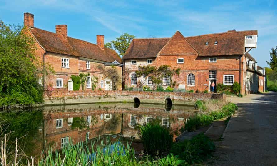 Flatford Mill, Essex.