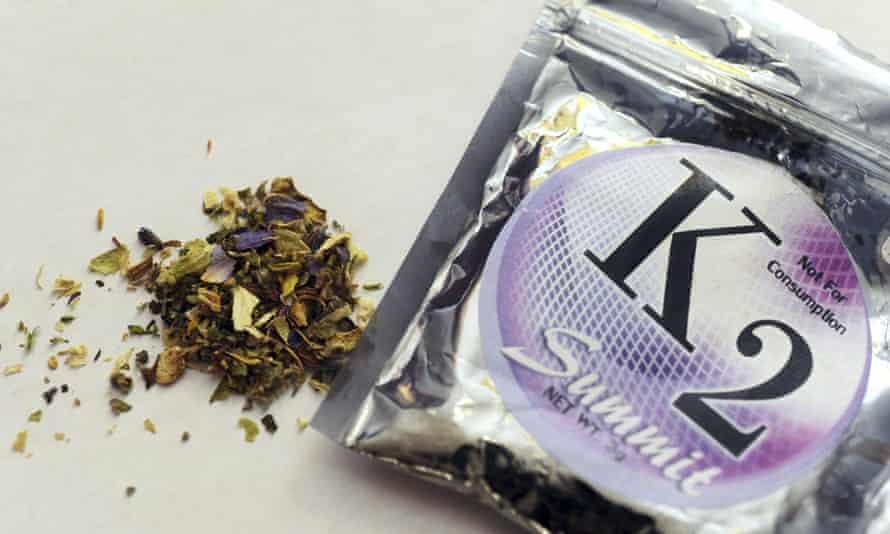 legal highs synthetic marijuana K2