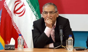 Sadegh Zibakalam, a professor at Tehran university.