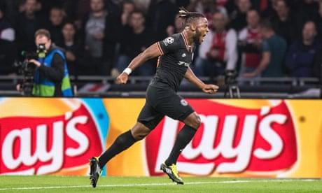Ajax v Chelsea: Champions League Group H – live!