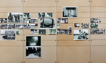 In the field … images from Leibovitz's early archive.