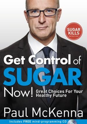 Get Control of Sugar Now by Paul McKenna