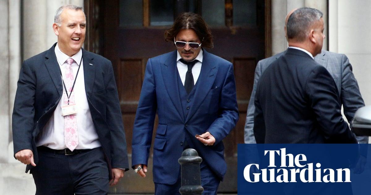 Johnny Depp libel trial: one-word answers pepper eerily desolate proceedings