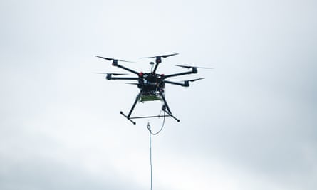 An EE drone