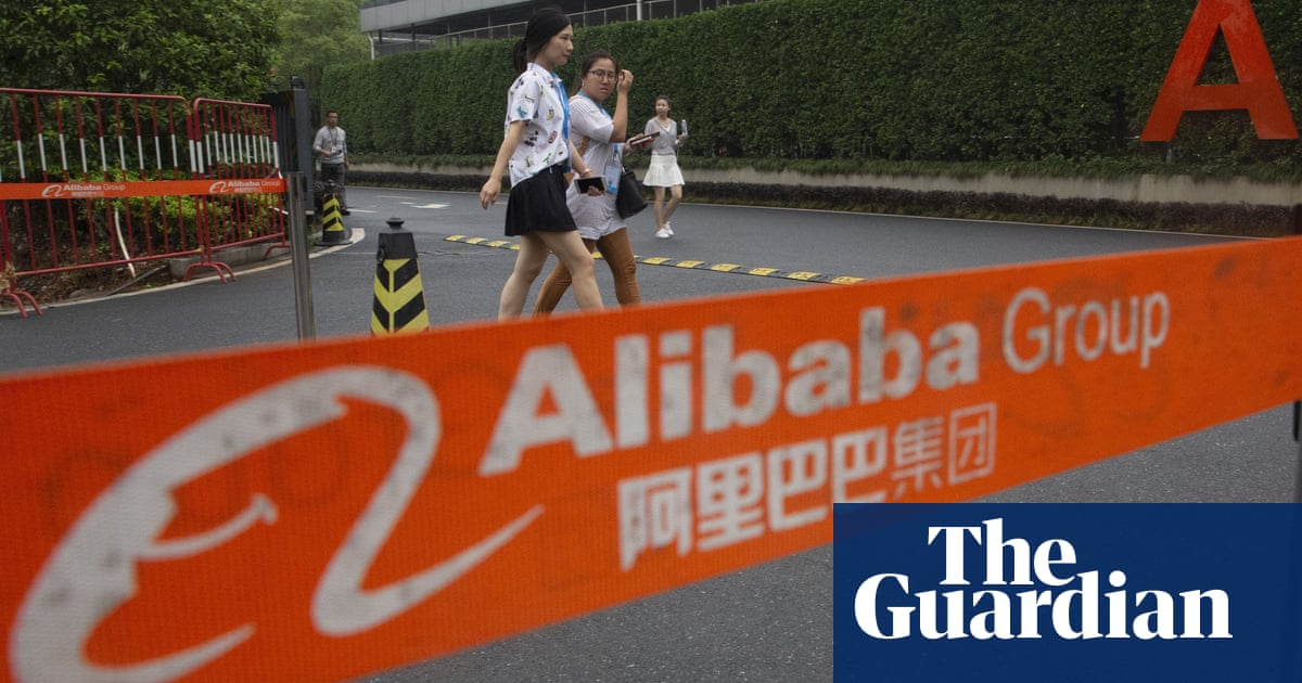 China Targets Alibaba With Anti Monopoly Investigation Alibaba The Guardian The leading online marketplace for global trade is now open to u.s. targets alibaba with anti monopoly