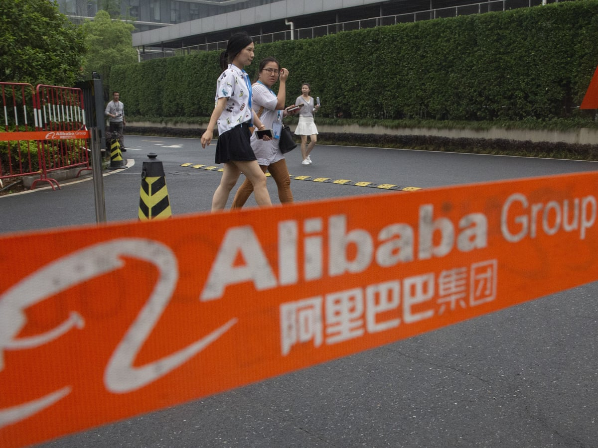 China Targets Alibaba With Anti Monopoly Investigation Alibaba The Guardian The official corporate handle for alibaba group. targets alibaba with anti monopoly