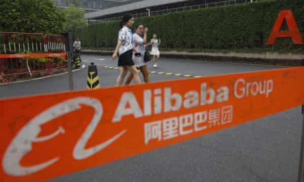 China Targets Alibaba With Anti Monopoly Investigation Alibaba The Guardian Baba | a complete baba overview by marketwatch. targets alibaba with anti monopoly
