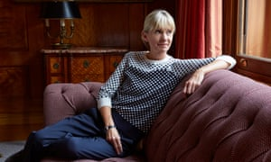 Author Kate Mosse. London. 26/08/14