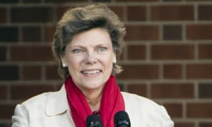 Cokie Roberts pictured in 2017.