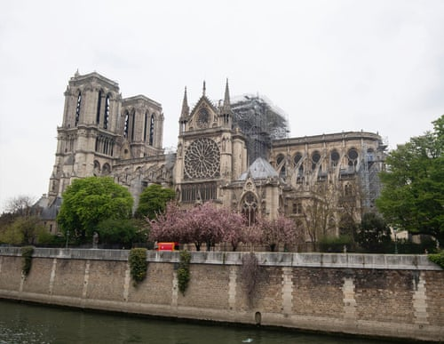 Notre Dame Cathedral Fire A Visual Guide And Timeline World