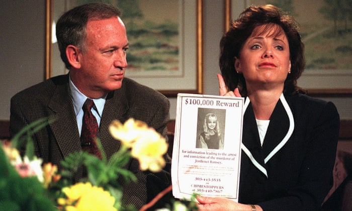 JonBenét Ramsey: the brutal child murder that still haunts America