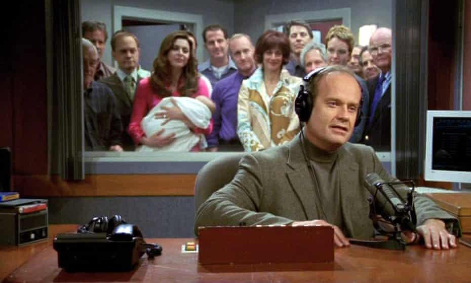 Frasier returns: Kelsey Grammer's comeback is loaded with risk | Frasier | The Guardian