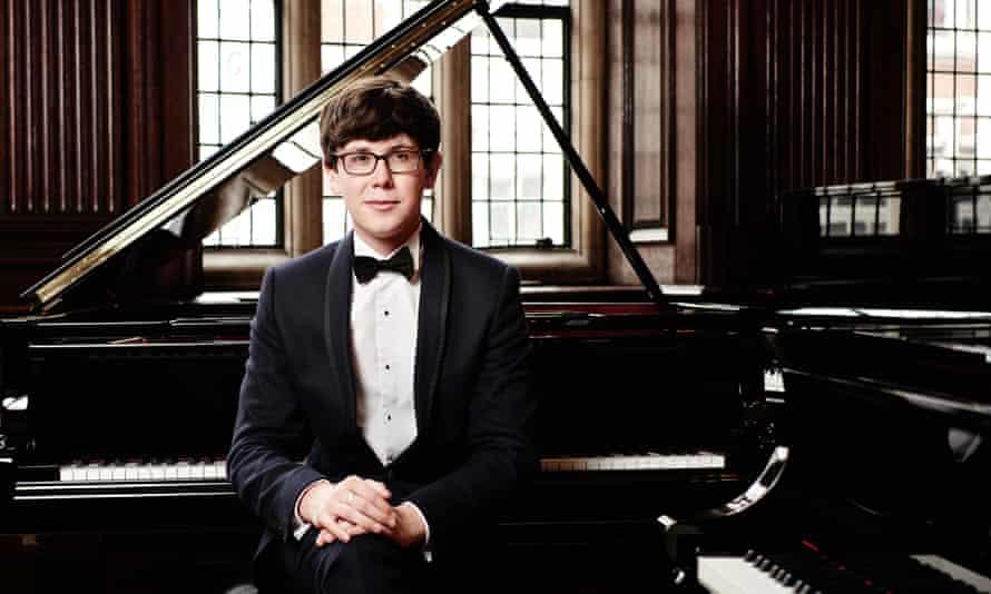 Martin James Bartlett pianist