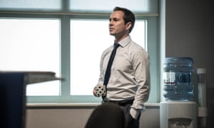 WARNING: Embargoed for publication until 00:00:01 on 05/04/2016 - Programme Name: Line of Duty - TX: n/a - Episode: n/a (No. 4) - Picture Shows: Detective Sergeant Steve Arnott (MARTIN COMPSTON) - (C) World Productions - Photographer: Steffan Hill