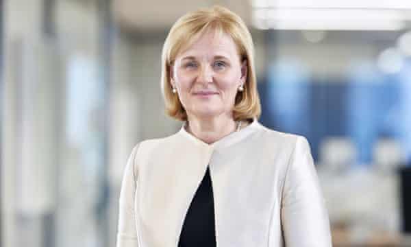 Amanda Blanc, CEO of Aviva.