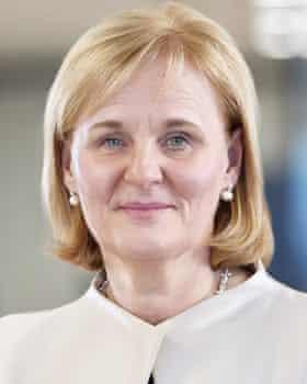 Amanda Blanc of Aviva.
