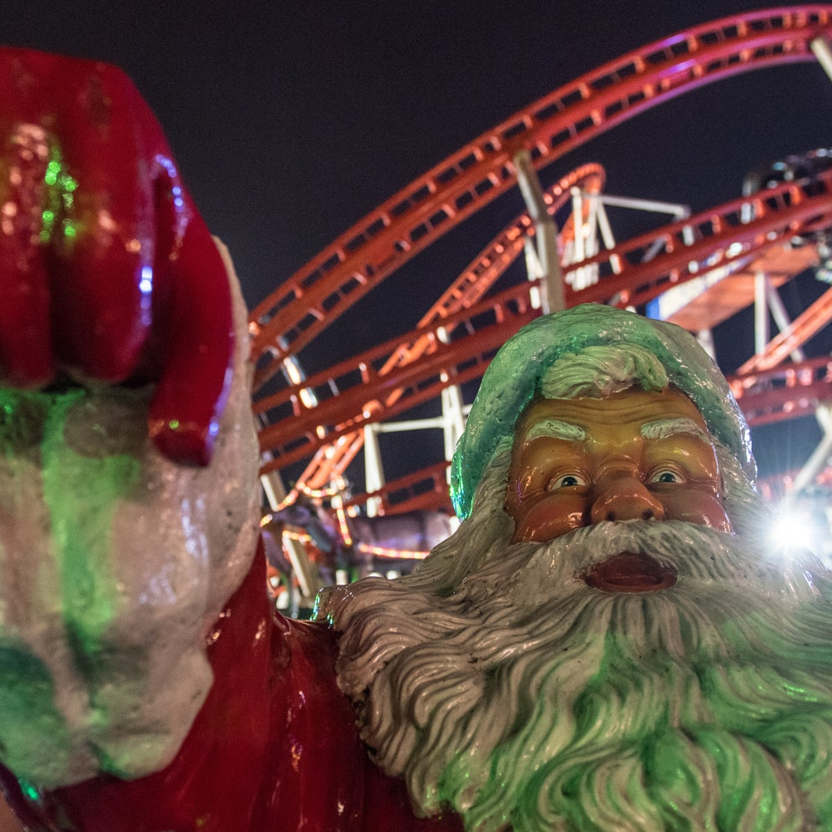 Uk Cities Plan Covid Safe Festivities As Christmas Markets Are Cancelled Christmas And New Year Holidays The Guardian