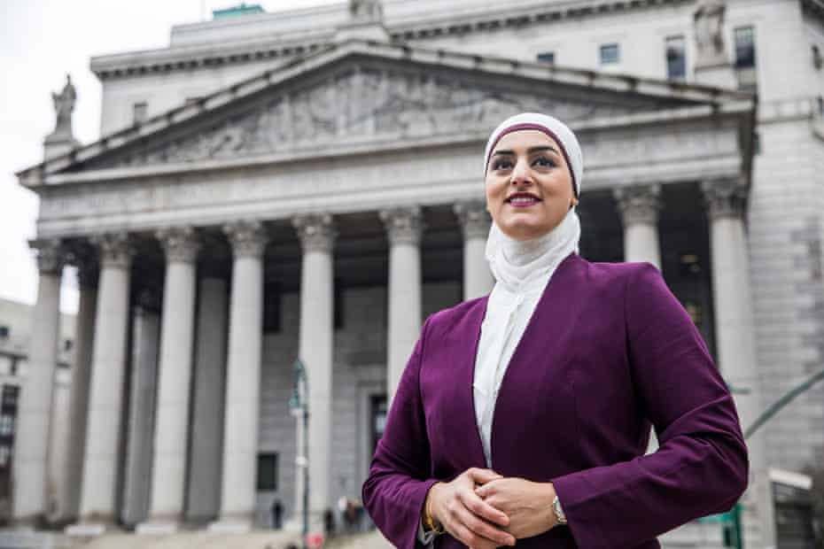 Tahanie Aboushi: 'The fact is that we've had at DA for the last 80 years here in Manhattan that's only ever been a white man.'