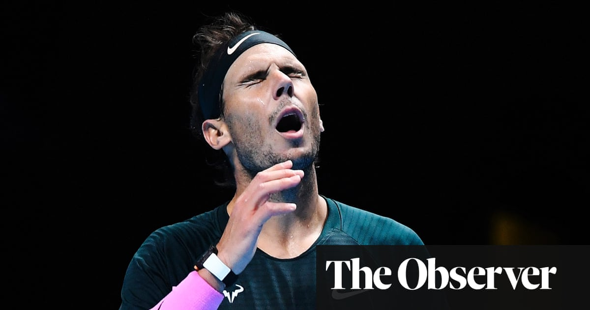 Rafael Nadal and Novak Djokovic knocked out of ATP World Tour Finals