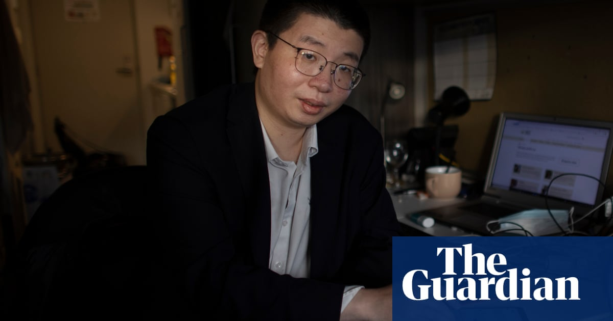 'They're being watched': Chinese pro-democracy students in Australia face threats and insults