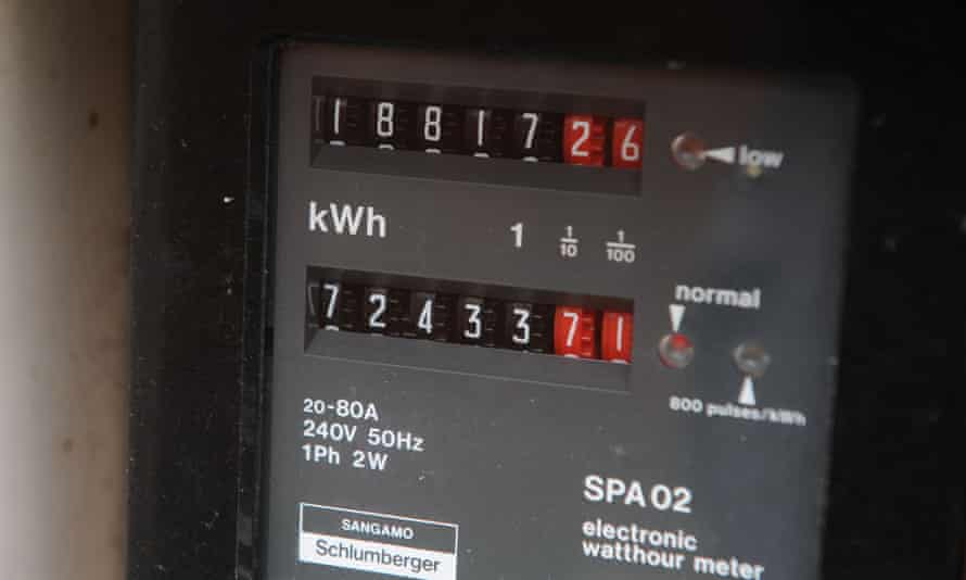 An electricity meter
