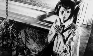 Edith Scob in Eyes Without a Face.