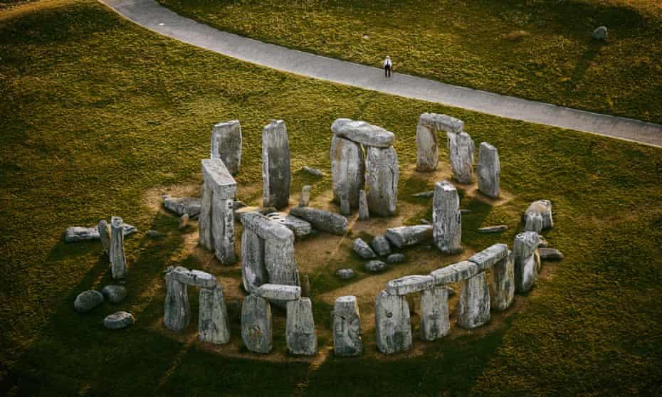 Stonehenge, near Salisbury and Amesbury, Wiltshire, England
