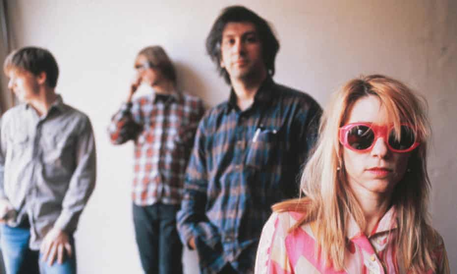 'Indie rock's truly sacred texts' ... Sonic Youth.