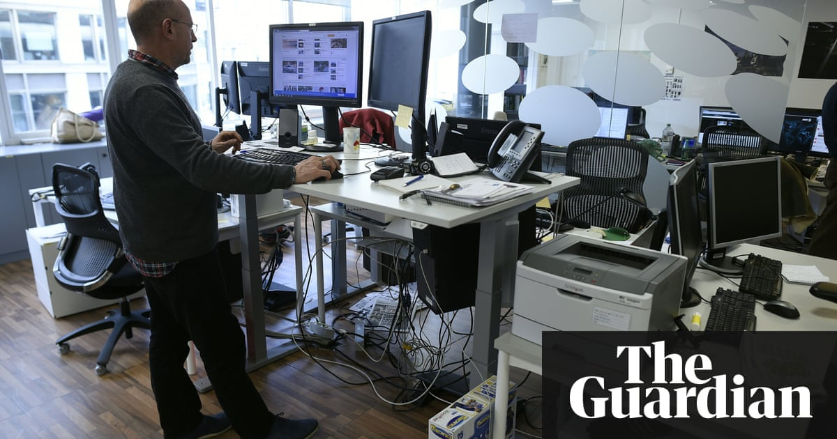 Is A Stand Up Desk Really Healthier Life And Style