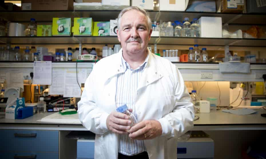 David Nutt called for 'rational policies' on alcohol.