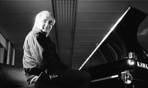Fearless cross-genre experiments... Paul Bley at the North Sea Jazz Festival in 1990.