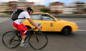 'The state government will be rolling in excess cash from the new bike laws. Perhaps they can use it to build more bicycle lanes.'