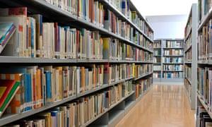 A university library