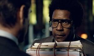 'Deliberately dulled and de-glammed': Denzel Washington in Roman J Israel, Esq