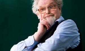 The writer and painter Alasdair Gray