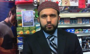 Asad Shah, an Ahmadi, was stabbed to death by another Muslim outside his Glasgow shop.