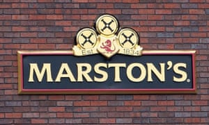 Marston's Park Brewery in Wolverhampton.