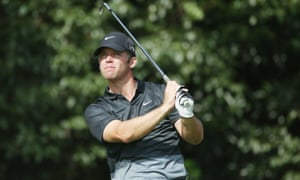 Paul Casey at the WGC - HSBC Champions in Shanghai.