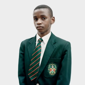 Swiss-born Rasano was shortlisted for this image from his series Similar Uniforms We Refuse to Compare, which captures students of a Johannesburg high school