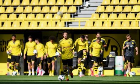 Borussia Dortmund v Bayern Munich: Bundesliga's Klassiker – live!