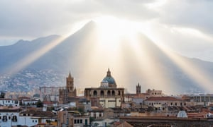 View of Palermo. Mafia boss Pino Scaduto, head of the Bagheria syndicate near the Sicilian capital, tried to have his daughter murdered prosectors say.