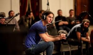 Teodor Currentzis recording a Mozart opera in Perm, Russia