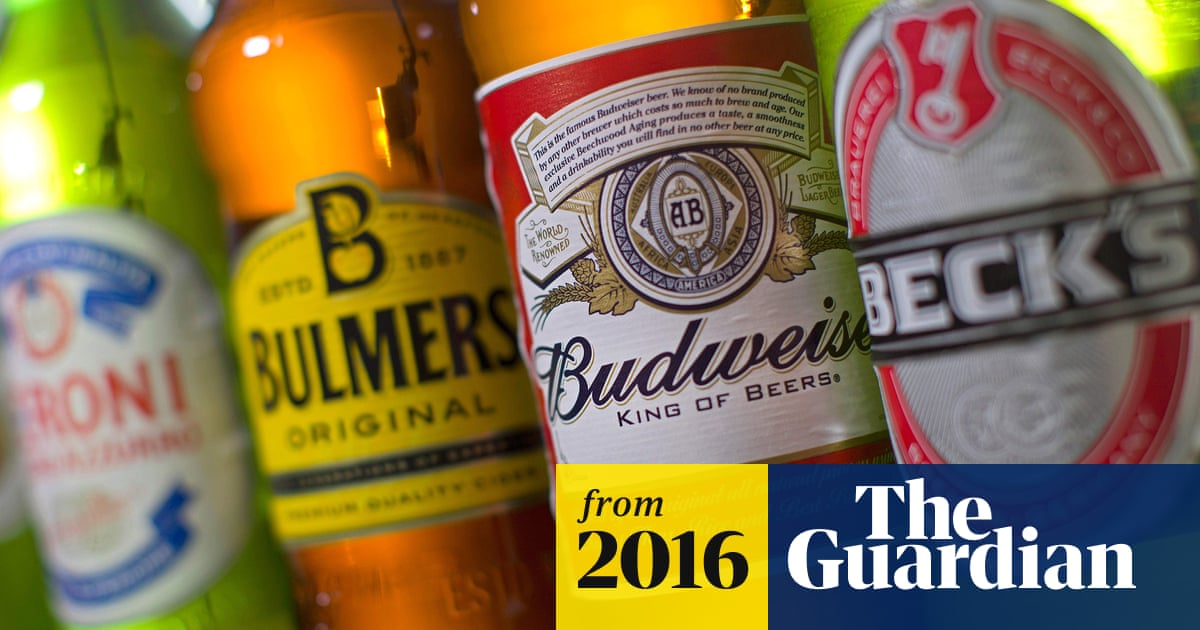 Brewers 79bn Mega Merger Could Cost UK 600 Jobs